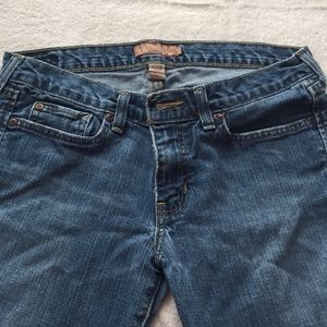 Abercrombie and Fitch size 6R stretch jeans